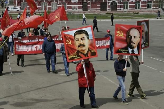 Депутаты Петербурга отказались рассматривать закон о запрете реабилитации сталинизма
