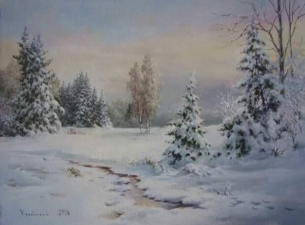 художник Владимир Краевский картины – 06