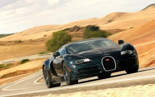 Bugatti Veyron ржавеет, теряет детали и может загореться – объявлен отзыв
