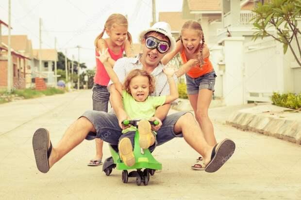 Деспот, трудоголик или тюфяк: Как личность отца влияет на судьбу  ребёнка
