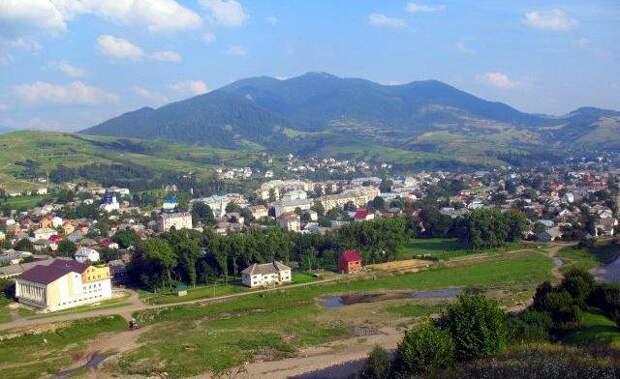 Межгорье, Россия
