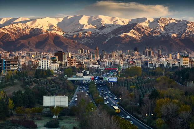Тегеран  интересное, фото, фотоподборка
