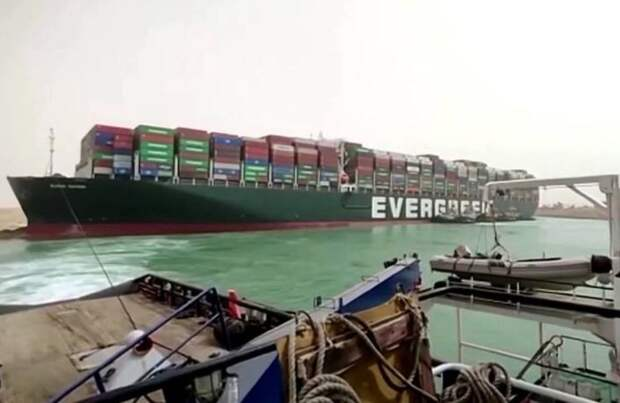 «Суэцкий индицент» может изменить всю мировую торговлю