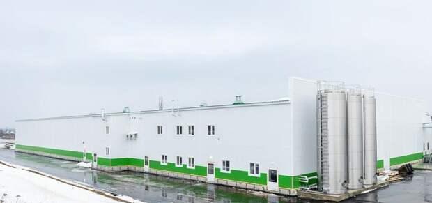 Новые предприятия АПК ипищевой промышленности, открытые в России впервом полугодии 2021 года