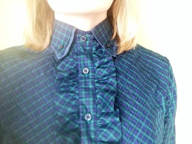 Рубашка на заказ