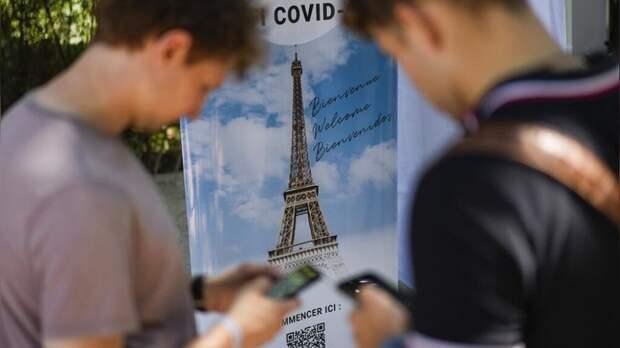 Euronews: на коронавирус теперь тестируют даже на Эйфелевой башне
