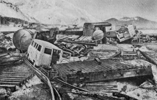 Цунами 1952 года: трагедия Северо-Курильска, окоторой непринято говорить