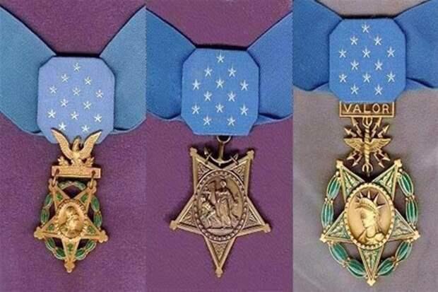 Почетная медаль или символ сатанизма? - фото 2 Обозреватель