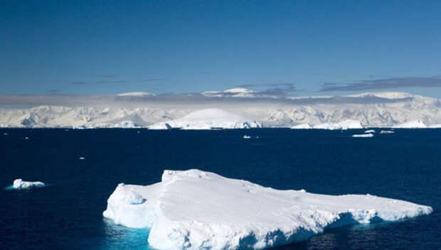Пропавший малайзийский Boeing улетел в Антарктиду