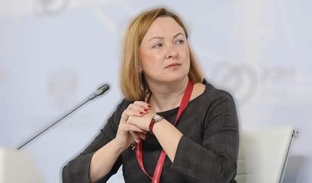 Татьяна Митрова: Для нашего нефтегазового сектора иэкологические, иклиматические вызовы встают уже вполный рост