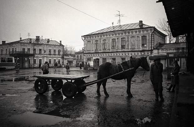 Фотограф Евгений Канаев: «Казань и казанцы в 90-е» 93
