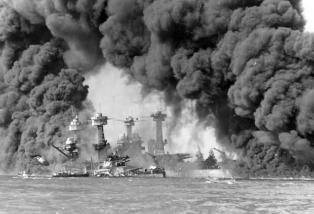 Перл-Харбор: 74 года назад