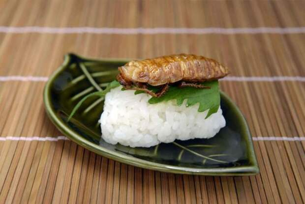 экзотическое суши 3