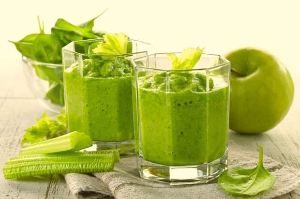 Фруктово-овощной коктейль в домашних условиях из этого овоща получится весьма эффективным