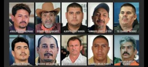 Коррупция борьба с мафией, дружинники, коррупция в высшей власти, мексика, народное ополчение
