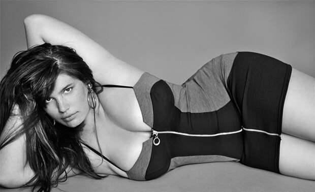 Новый тренд Victoria's Secret — модели плюс-сайз