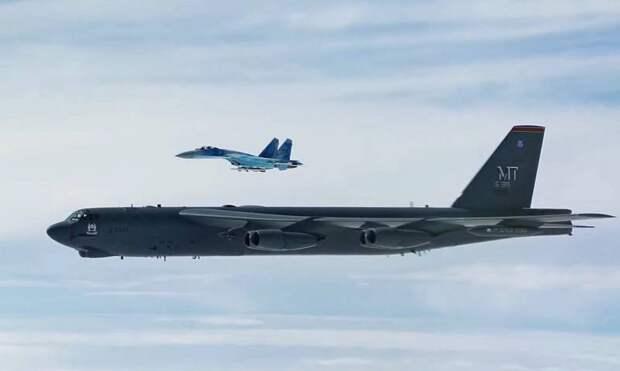 Почему для Украины американские B-52 существенно опаснее, чем для РФ