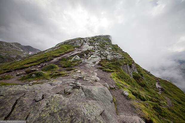 Путешествие по фьордам Норвегии