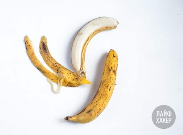 Банановый хлеб: бананы