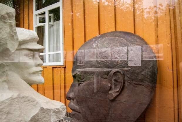 Музейные заметки. По ленинским местам