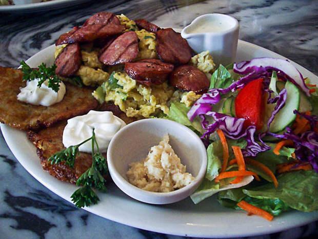 Breakfasts08 20 национальных завтраков со всего света