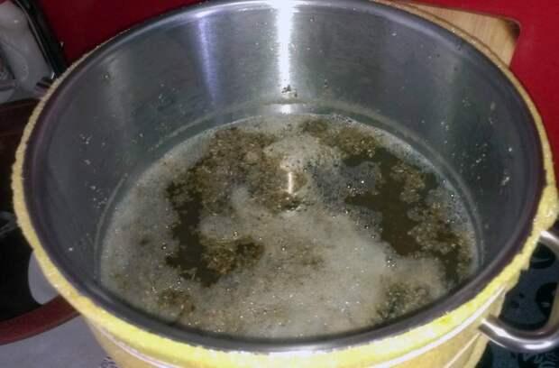 Как варят шумерское финиковое пиво