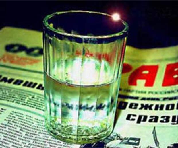Новейшая история России в названиях водочных брендов