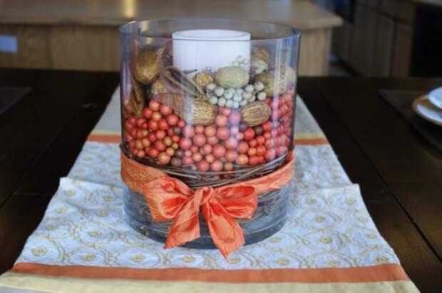 Осенний декор: простые способы украшения интерьера