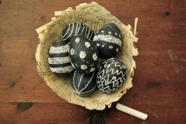 Как украсить яйца на Пасху, чтобы было «не как у всех» - 28 идей - 6