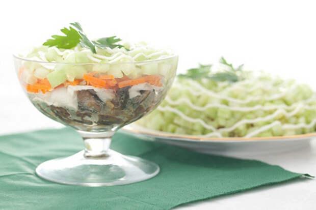 Салат из черной редьки: рецепты и полезные советы