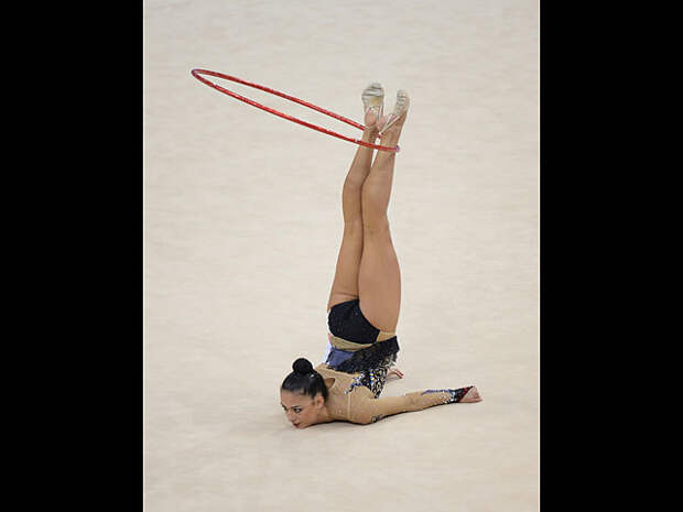 Чемпионат мира по художественной гимнастике: праздник красоты в Штутгарте