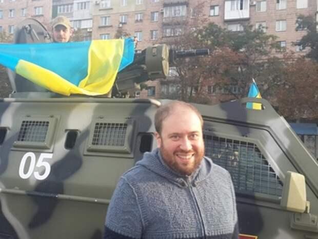 Политолог Константин Батозский. Источник: Diana Berg / Facebook