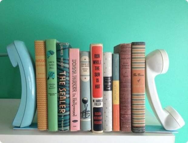 Стопоры для книг