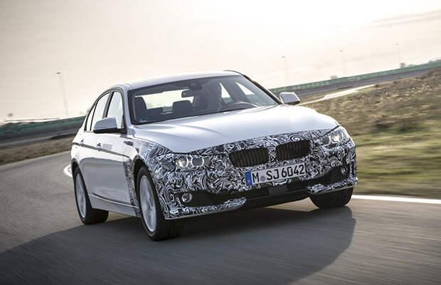Обновленная BMW 3-Series дебютирует 7 мая