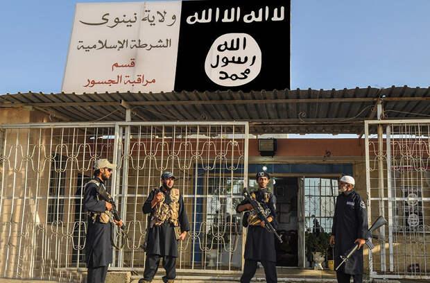 Христианин Андерс борется с ИГИЛ