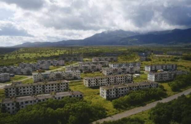 Таинственный город-призрак на Курилах: как он возник и почему его нет на картах