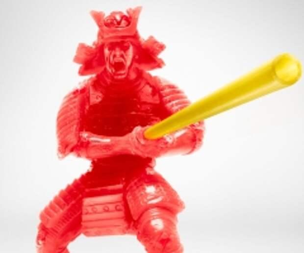 Отгрызи самураю голову!