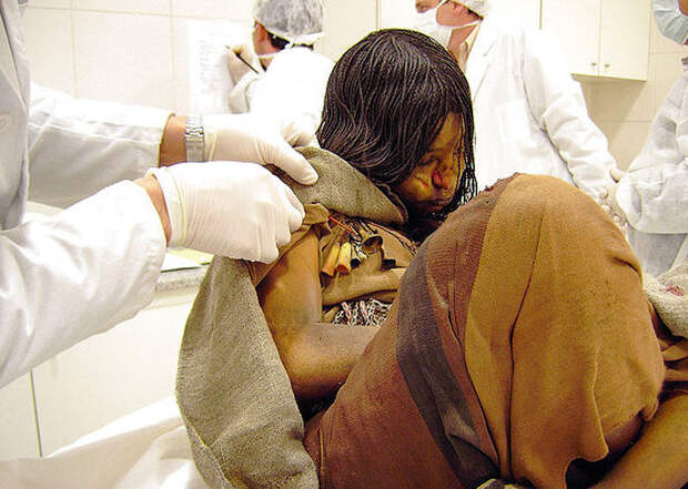 Невероятное открытие археологов: девочка из племени инков, которой более 500 лет.