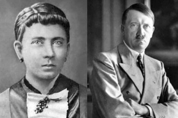 Почему мать Гитлера вышла замуж за родного дядю
