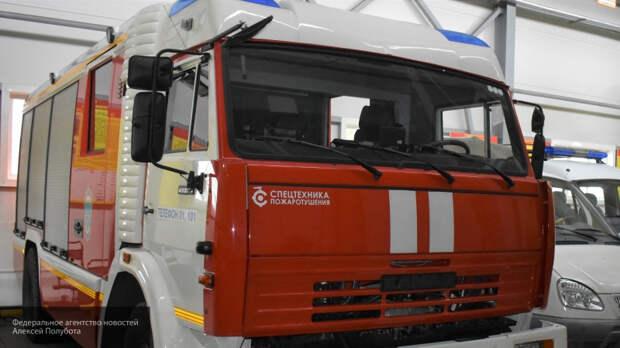 Пять человек пострадали в результате пожара в Новороссийске на нефтебазе