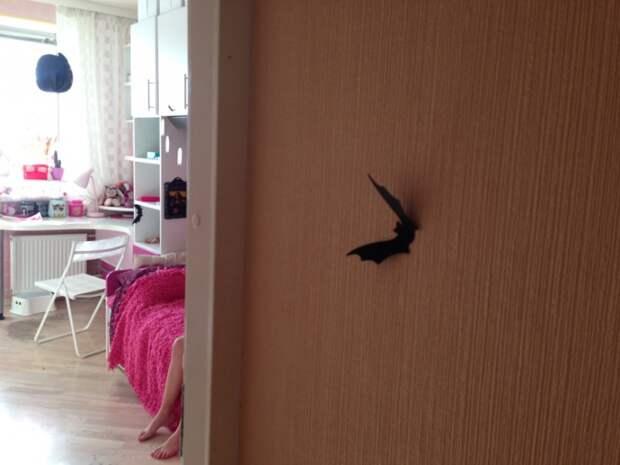 3D-Бабочки, летучие мышки и птички