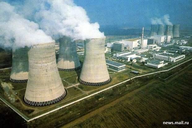 Поврежденные ЛЭП поставили АЭС на грань ядерной катастрофы