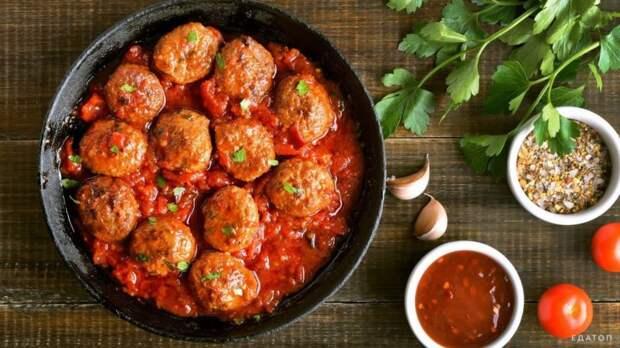 Марокканские куриные фрикадельки. Это блюдо завоюет вашу любовь