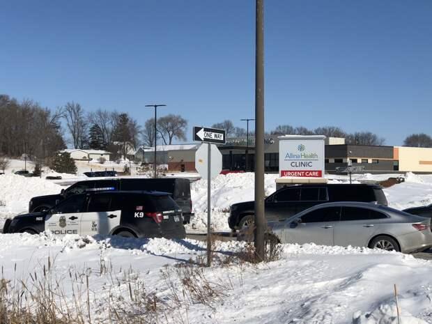 5 человек получили ранения в результате стрельбы в клинике Миннесоты