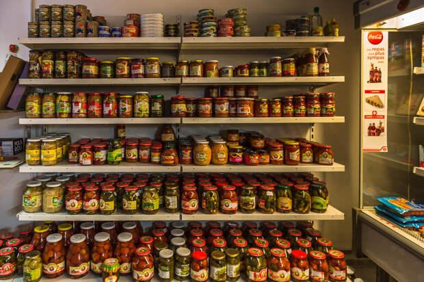 Импортозамещение наоборот: что едят патриоты в Ницце?