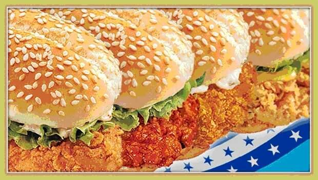 Благославит ли Папа сэндвич KFC?