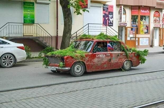 Круто или колхоз? Неожиданные доработки авто Рукожоп, автомобили, автосервис, жигули, прикол, тюнинг, юмор