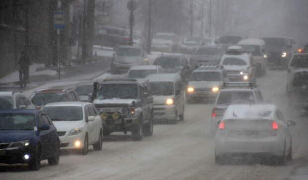 24марта наОренбуржье обрушится мокрый снег