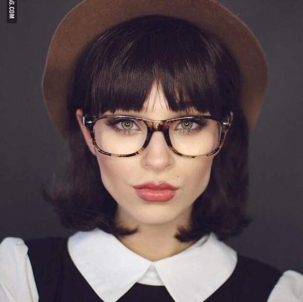 Сила макияжа: как может отличаться образ одной и той же девушки макияж, различие