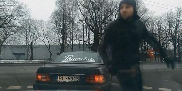 Mercedes Latvia